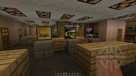 Little Lizard High School [1.8][1.8.8] para Minecraft