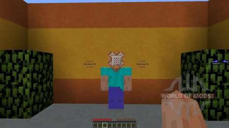 Eating Blocks para Minecraft