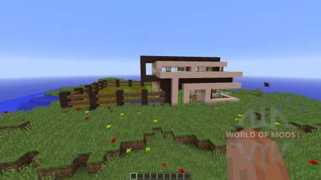 Lakedrive Crescent para Minecraft
