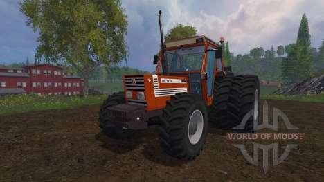 Fiat 110-90 para Farming Simulator 2015