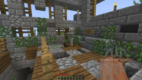 Allootria Survival Adventure Map [1.8][1.8.8] para Minecraft