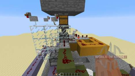 Huhner-Trichter para Minecraft