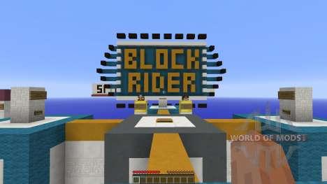 Block Rider para Minecraft
