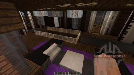 SkyHive Map para Minecraft