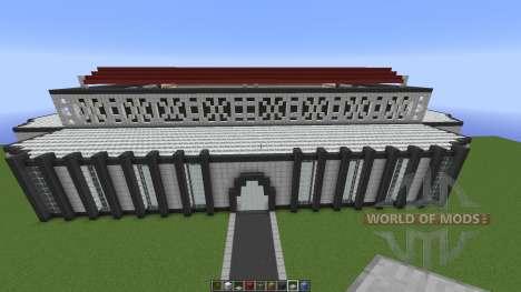 World Cup Soccer Arena para Minecraft