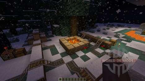 First Map para Minecraft