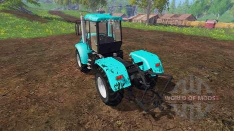 HTZ-color 17222 para Farming Simulator 2015