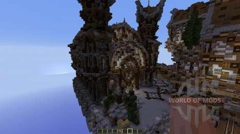 Earen, The Steam Rise para Minecraft
