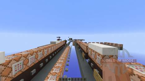 Minecraft Map a telecharger V2 Ave para Minecraft