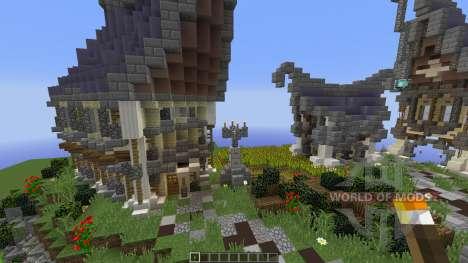 Kit PvP Map ByteCube para Minecraft
