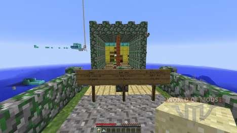 The Jumping DeAd 1 para Minecraft