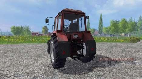 MTZ-82.1 Bielorruso v2.1 para Farming Simulator 2015