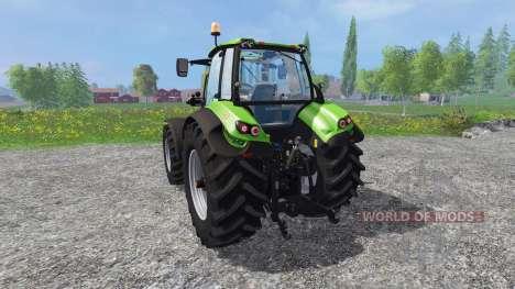Deutz-Fahr Agrotron 7250 TTV v3.0 para Farming Simulator 2015