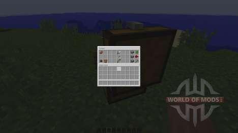 PlaneCrash Survival para Minecraft