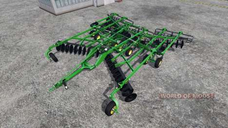 John Deere 2720 v2.0 para Farming Simulator 2015