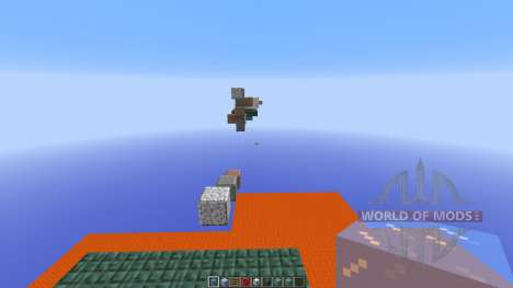 THE WORLDS HARDEST PARKOUR para Minecraft
