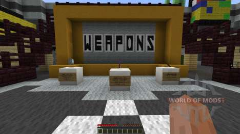 Splatoon [1.8][1.8.8] para Minecraft