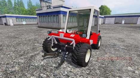 Reform Metrac 2002 V para Farming Simulator 2015