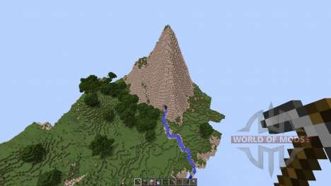 Island of the sky para Minecraft