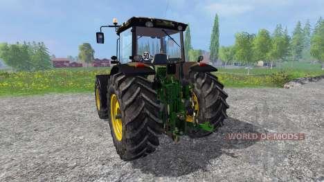 John Deere 8530 Camouflage para Farming Simulator 2015