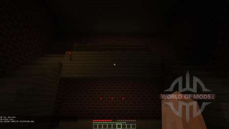 ScarredA Minecraft Horror Map para Minecraft