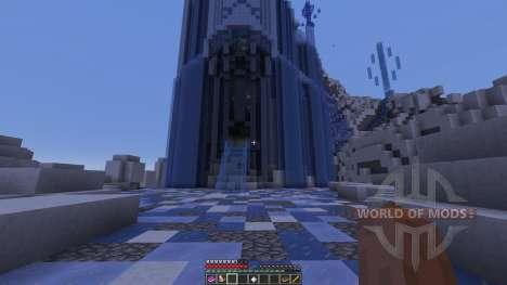 Self-Created-Disneyland para Minecraft