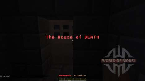 The House of Death para Minecraft