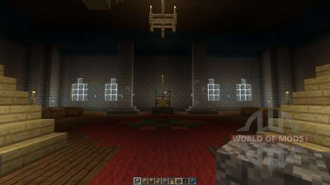 Castle and Village para Minecraft
