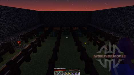Blocks vs Zombies 2 para Minecraft