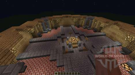 MInecraft Awesome Parkour Map para Minecraft