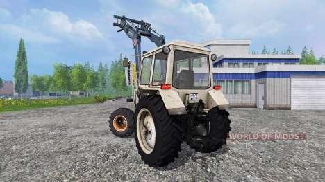 MTZ-80 v2.0 para Farming Simulator 2015