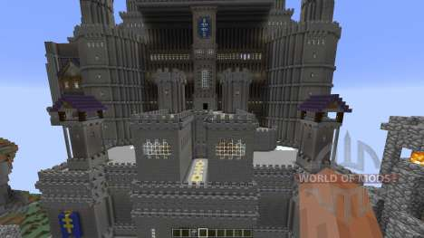 CASTLE of ARTEMICION para Minecraft