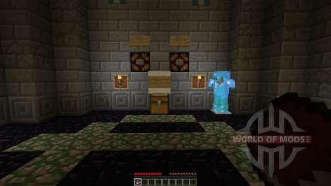 Ephemeral Maze para Minecraft
