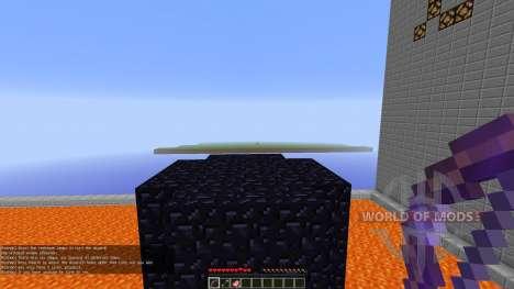 Wizard Boss Battle para Minecraft