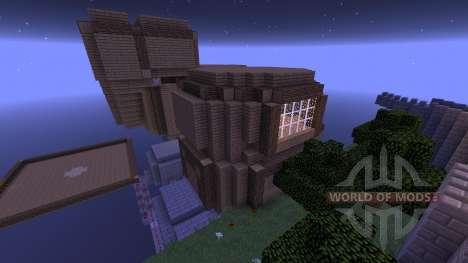 Deathmatch Arena para Minecraft