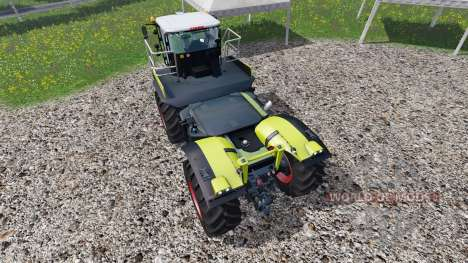 CLAAS Xerion 4000 v0.8 para Farming Simulator 2015