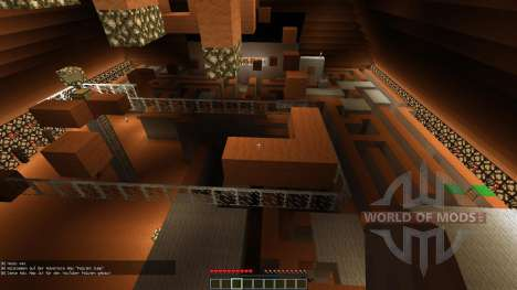 Paluten Jump para Minecraft