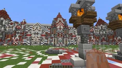 UHC Spawn Free DL para Minecraft