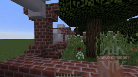 Mansion in the woods para Minecraft