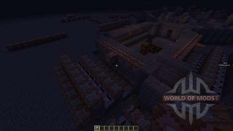 Monster House Hostile Mob Arena [1.8][1.8.8] para Minecraft