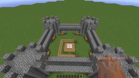Castle para Minecraft