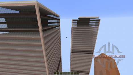 Twin Towers para Minecraft