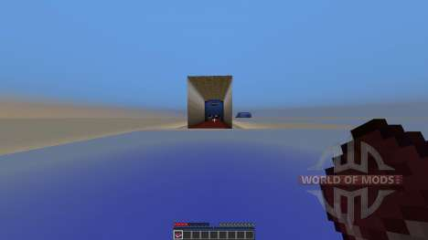 INFINI-RUNNER Addictive Fast-Paced para Minecraft
