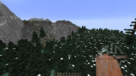 Orrenholm para Minecraft