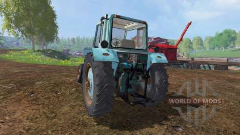 MTZ-80L para Farming Simulator 2015