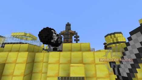 Clash Of Clans in Minecraft para Minecraft
