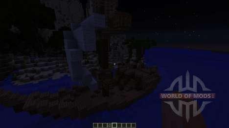 Survival Island ByteCube para Minecraft
