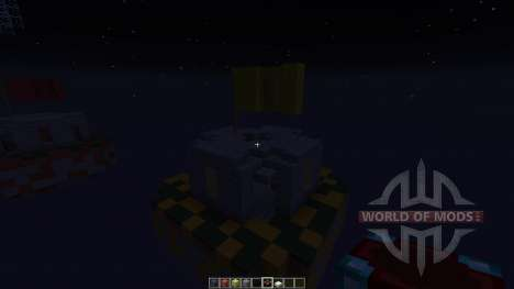 Captura A La Mapa Oasis para Minecraft