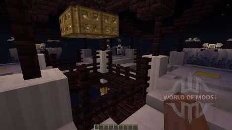 SkyIslands para Minecraft
