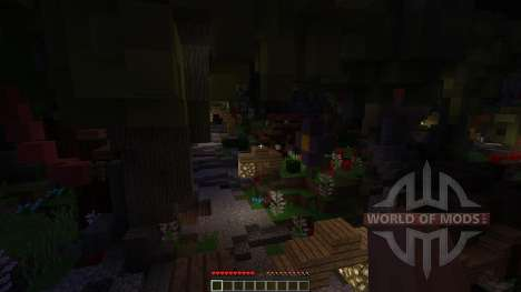 Saleth Goblin Village OompaLoompas para Minecraft